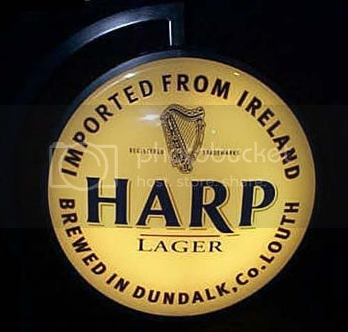 Harp Lager